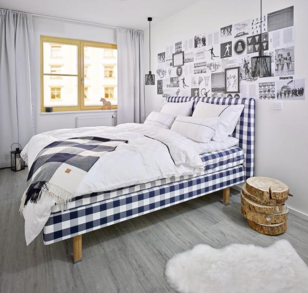 GABRIELA BY SI VYBRALA Kvalitní a zdravý spánek zaručí postel značky Hästens, cena na dotaz, www.postele-hastens.cz