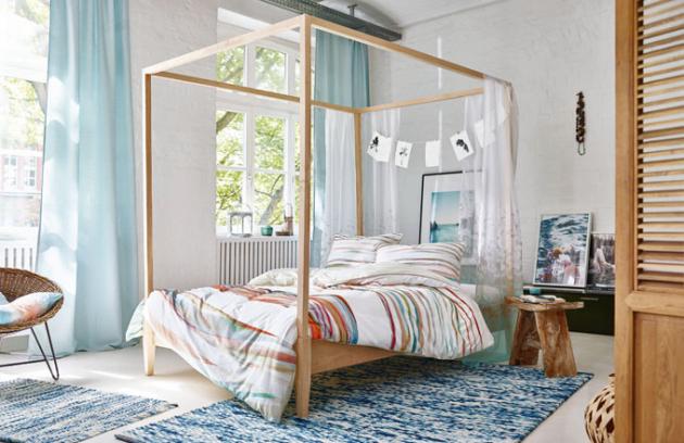 Povlečení z kolekce 3rd floor Summer, Esprit, www.esprit.com