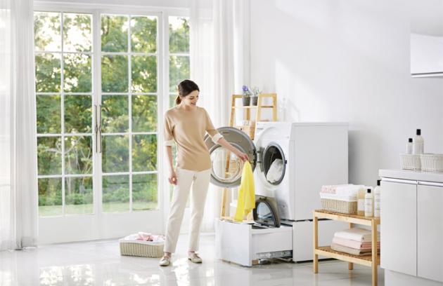 Jak zvládnout prádlo rychle a efektivně