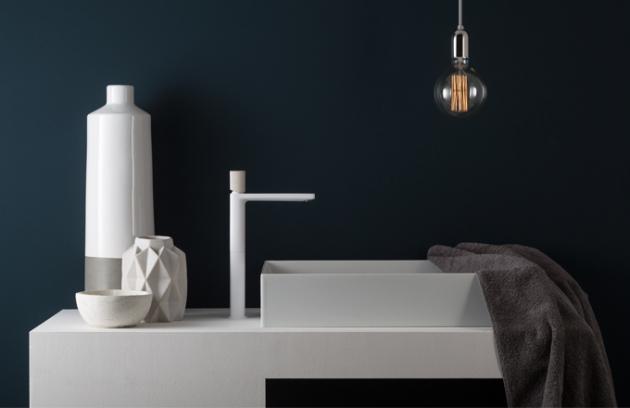 Stylová koupelna: moderní variabilita