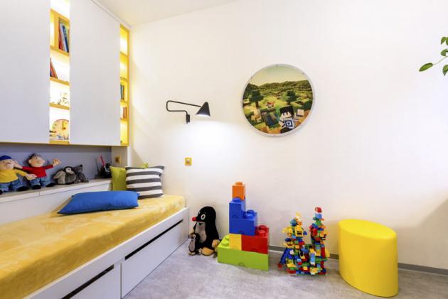 Dětské pokoje podle profesionálů