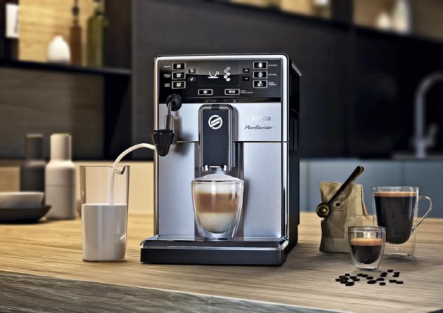 Automatický kávovar Saeco