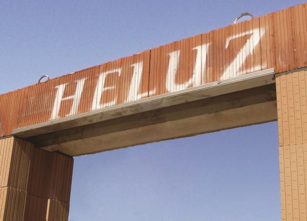 Roletové a žaluziové překlady - stavba (HELUZ)