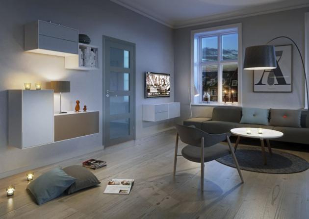 Často si neuvědomujeme, že osvětlení interiéru je důležitější, než by se naprvní pohled mohlo zdát. Promyšlenou kombinací hlavního, doplňkového análadového osvětlení lze dosáhnout celkové příjemné atmosféry domova, atím ivýrazného vlivu nanaši psychiku…