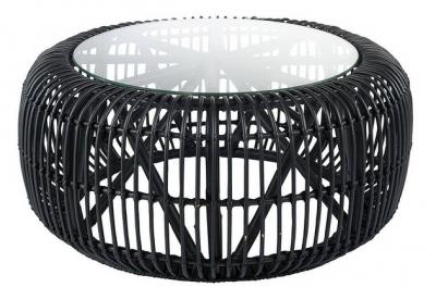 Konferenční stolek Manila Black, 6799 Kč, www.westwing.cz