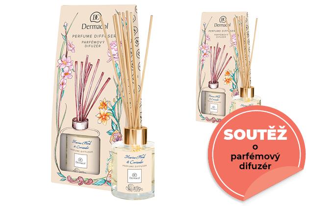 Vyhrajte parfémovaný difuzér