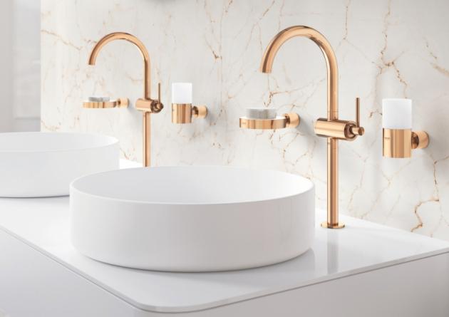 Kolekce Atrio Private Collection: maximální míra osobitosti pro luxusní koupelnu budoucnosti