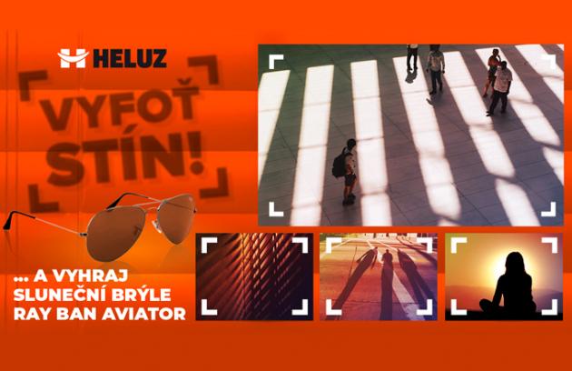 HELUZ vyhlašuje soutěž: Vyfoť stín