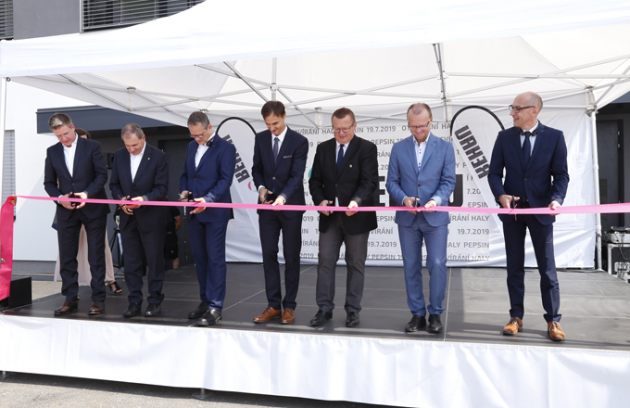Firma REHAU investovala zhruba 6,8 milionu Eur do rozšíření závodu v Jevíčku a vytvořila tím tak desítky nových pracovních příležitostí v regionu. Oficiální otevření se konalo 19. července 2019. REHAU Jevíčko je dodavatelem automobilového průmyslu již od roku 2011. S ohledem na růst poptávky byl postaven nový závod PEPSIN zaměřený především na montáže zadních spoilerů.