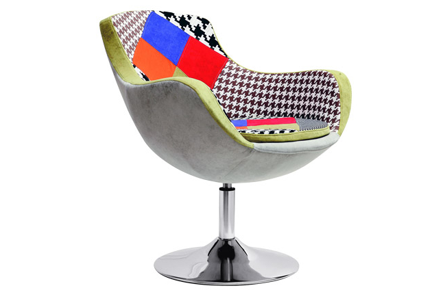 Křeslo Origami, www.jena-nabytek.cz