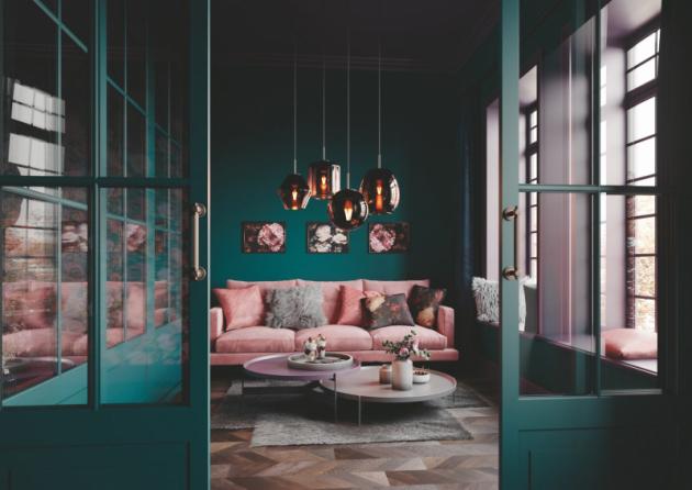 Wonderful Home – elegantní útulnost