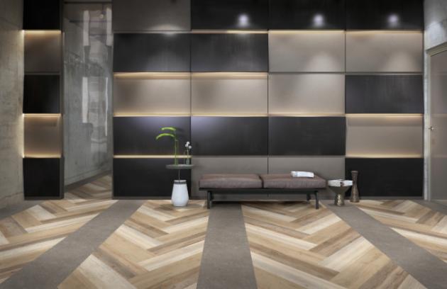 Vinylové dílce Gerflor Creation si vás získají svými dekory a širokými možnostmi instalace