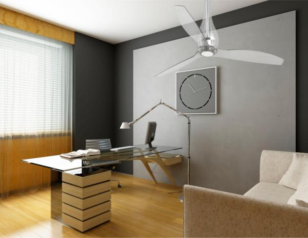 I ventilátor může pomoci