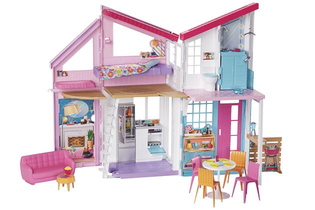 Dům v Malibu pro Barbie