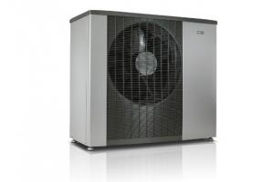 Tepelné čerpadlo systému vzduch-voda NIBE F2120 dosahuje energetické třídy A+++ a snižuje náklady na vytápění až o 80 %