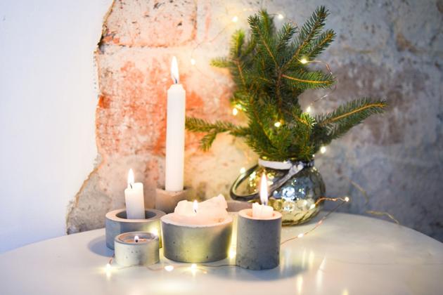 Vánoce zalité betonem