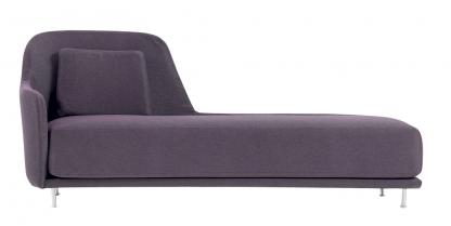 Organické tvary má kolekce sedacího nábytku Audrey odznačky Koo