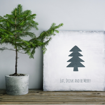 3 tipy na neobvyklý vánoční stromek