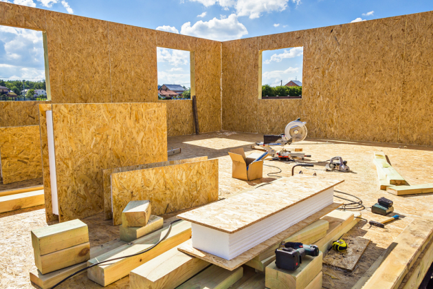 Udřevostaveb je důležitý zejména pečlivý výběr dodavatele. Montáž je jednoduchá azručný stavebník jí může zvládnout svépomocí, www.gservis.cz