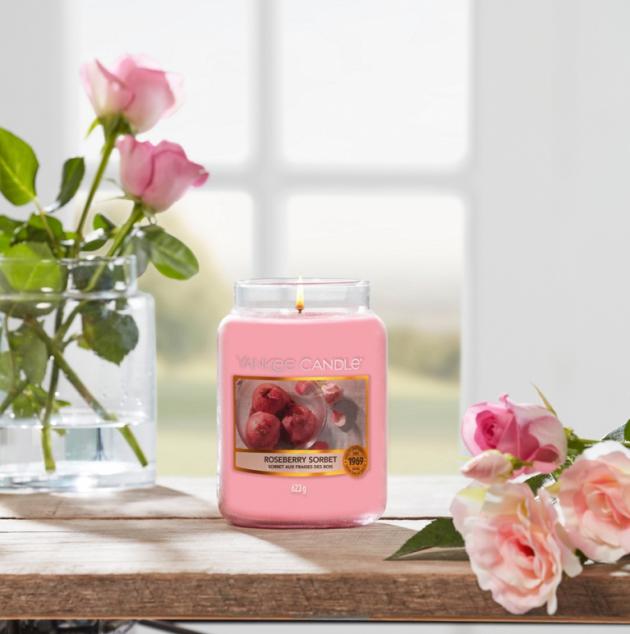 Roseberry Sorbet velký classic, 779 Kč