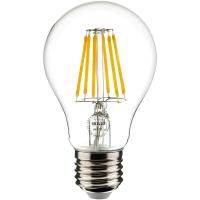 LED žárovka RETLUX RFL 219 sklasickým závitem E27 je náhradou klasické žárovky steplým bílým světlem a světelným tokem 600 lm. Tato žárovka vydrží až 15.000 zapnutí, 20.000 hodin, a to venergetické třídě A++. Dostupná je za cenu 79 Kč.