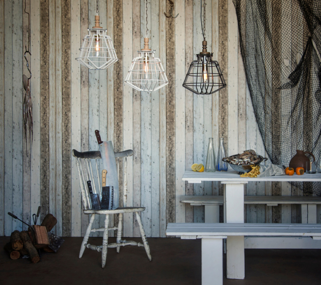 Svítidla Mariner, studio Beam (FOTO: Yoav Gurin)