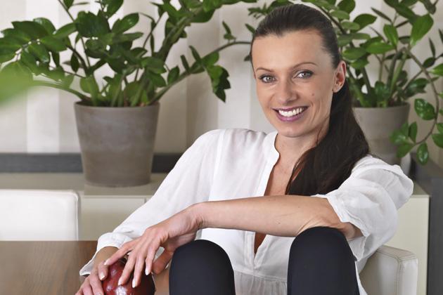 Herečka a moderátorka Alice Bendová: Design mě baví