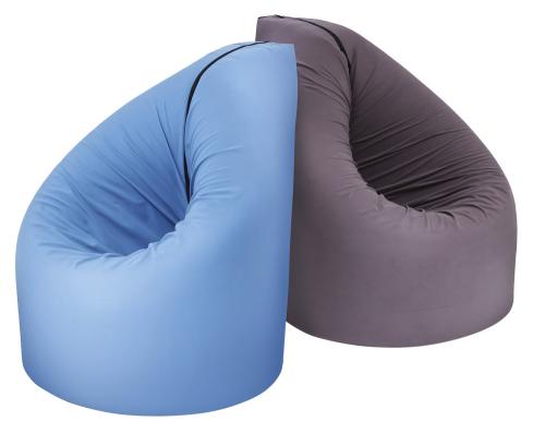 Paq Bed je křeslo a matrace v jednom, matrace z polyuretanové pěny, potah 100% polyester, 210 × 90 cm, cena na dotaz, www.bonami.cz