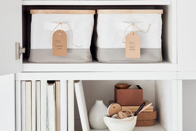 Nové kolekce IKEA vám pomohou promyšleně si uspořádat domov tak, aby měl jarní úklid dlouhotrvající účinek. Naopak nepotřebné věci nemusíte hned vyhazovat.