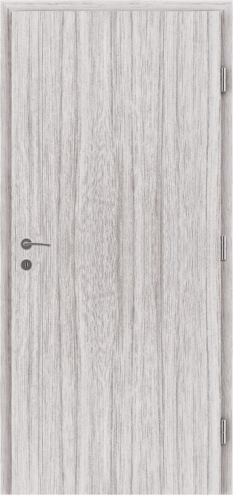 Povrch CPL laminát exkluziv mají dveře (Sepos) se 3D strukturou v dekoru bílý palisandr, cena od 2 747 Kč, www.sepos.cz