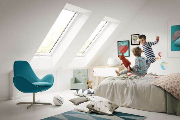 VELUX poskytuje dotaci 1000 Kč za výměnu střešního okna - výměna PO