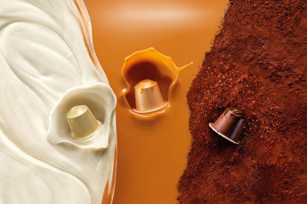 Nespresso: Barista Creations a kávovar Atelier