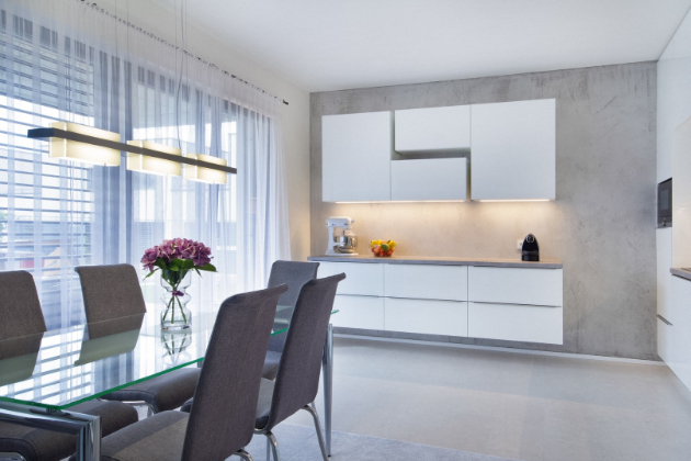 Máte rádi jednoduchý design a moderní povrchy?