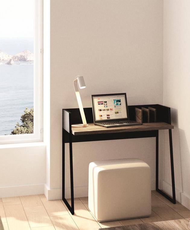 Malý psací stůl s policí Camille, 7514 Kč, WestwingNow.cz