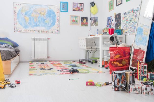 Zařizujeme pokoj pro školáka (Foto: Igor Starkov, Unsplash)