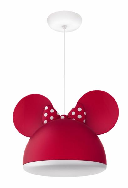 Dětský lustr Mickey Mouse (Philips), plast, cena 1390Kč, www.ledko.cz