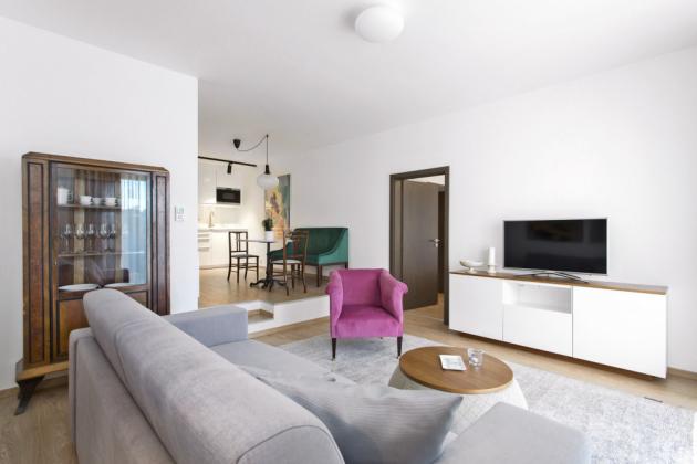 Vysoká kvalita ruční práce a vkusně řešený design posiluje hodnotu celého interiéru