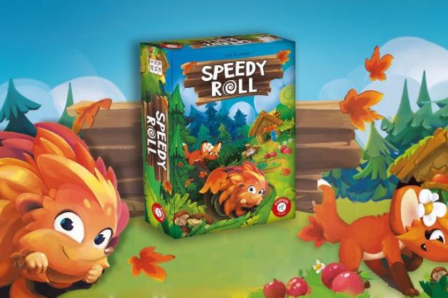 Novinková hra od Piatnika s názvem Speedy Roll se 15. června stala vítězem renomované soutěže - Spiel des Jahres 2020, v kategorii Kinderspiel des Jahres 2020.