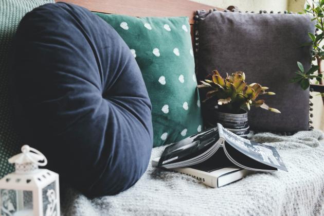Vytvořte si doma oázu klidu