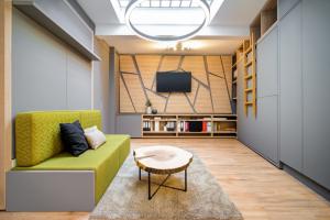 I v 27 m² bytě se dá pohodlně bydlet
