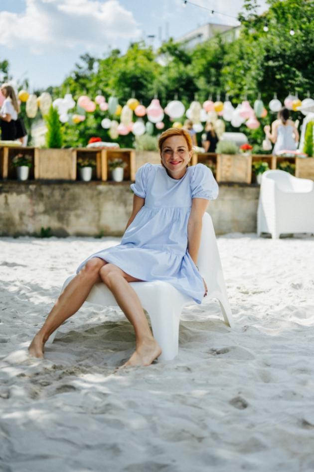 herečka a moderátorka Michaela Maurerová