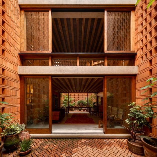 Iturbide Studio, Mexico City, Mexiko  Architekti: TALLER | Mauricio Rocha + Gabriela Carrillo, Mexico City/Mexico  Copyrights: Rafael Gamo