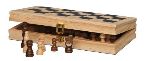Dřevěné šachy ECO, Piatnik Cena 299 Kč, www.eshop-piatnik.cz