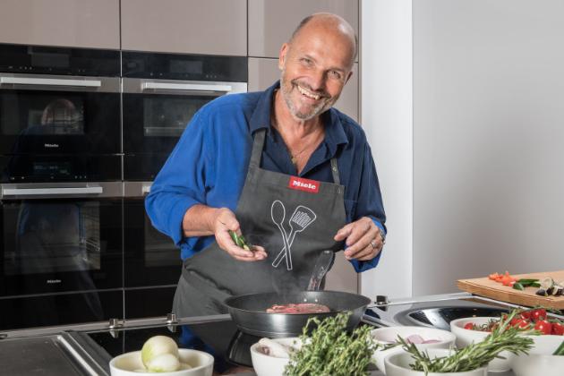 Miele v České republice využívá řada renomovaných šéfkuchařů, z nichž jedním je i nekompromisní ambasador kvalitní české gastronomie, Zdeněk Pohlreich