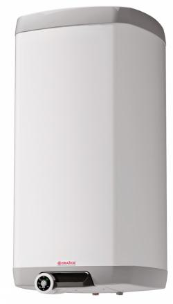 Inteligentní ohřívač vody okhe smart (DZ Dražice) s elektronickým termostatem je určen k tzv. akumulačnímu ohřevu užitkové vody elektrickou energií, cena 8 190 kč, www.dzd.cz