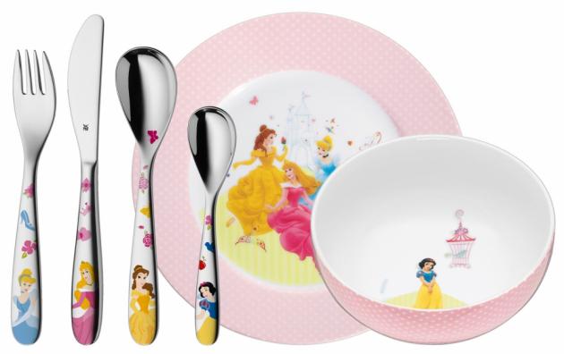 I každá malá princezna se může stravovat ve velkém stylu. Cena: 1599 Kč