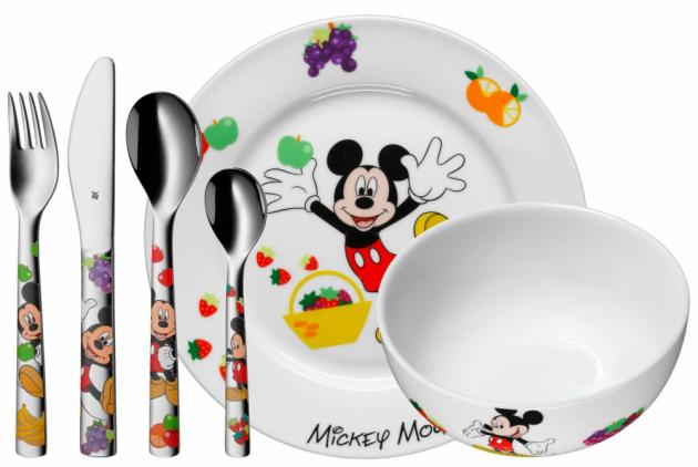 Sada stvořená pro všechny malé fanoušky Mickeyho Mouse. Cena: 1599 Kč