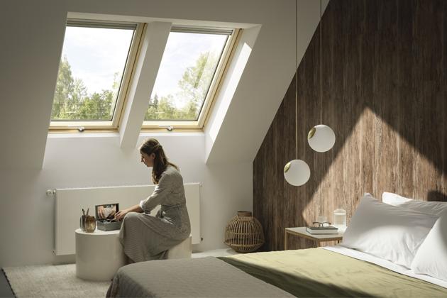Nový Standard Plus: Zdokonalené trojsklo s vyšší tepelnou i zvukovou izolací a samočisticí vrstvou