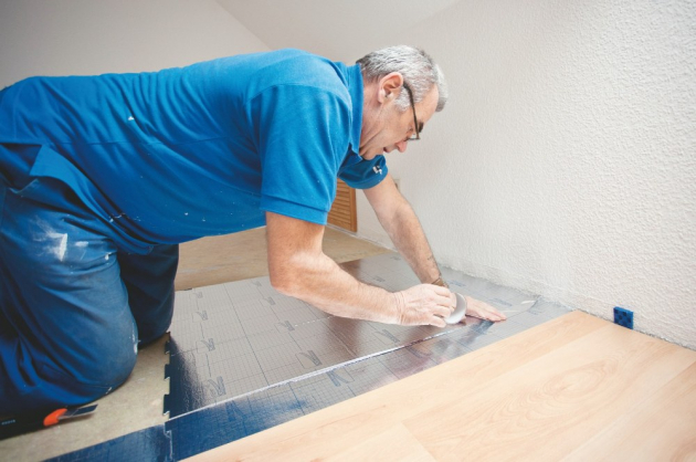 Izolace podlahy