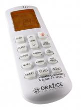 Intuitivní ovladač s prosvíceným displejem nabízí několik komfortních režimů a řadu chytrých funkcí včetně časovače. Díky vestavnému snímači teploty může převzít funkci pokojového termostatu.